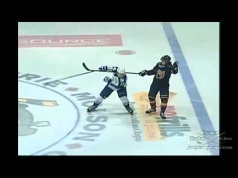 Connor Crisp vs Brendan Lemieux