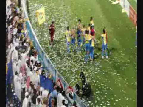 Al Gharafa vs. Al Sadd 4-1