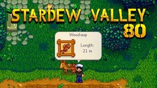 STARDEW VALLEY [080] - Fischen fürs Gemein(d)ehaus