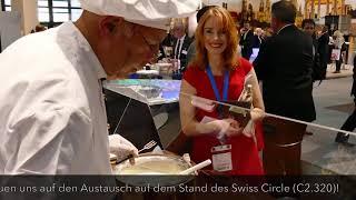 LOC am Schweizer Stand der Expo Real
