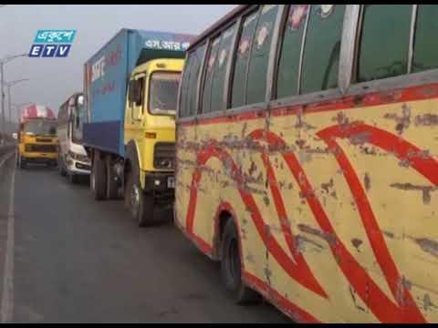 সালেহপুর ব্রিজে ফাটল, মেরামতের কাজ শুরু হচ্ছে শিগগির | ETV News