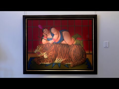 Exposition : Botero in Monaco