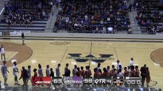 6A State Boys: Northside vs Fayetteville - 3/1/19