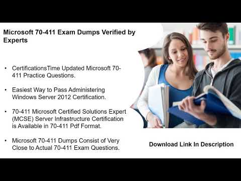 Get Microsoft 70-411 Exam Questions and Answers Dumps ...