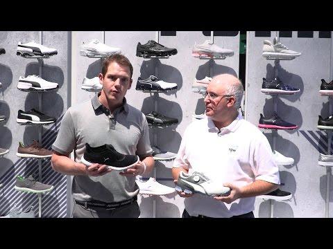 2017 Puma Golf Shoes at the PGA Show