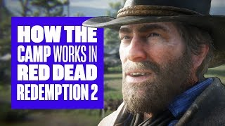 Everything You Need To Know About The Camp in Red Dead Redemption 2 - Red Dead Redemption 2 Gameplay