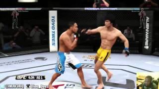 UFC - UFC Knockouts - DANGER ZONE - EA Sports UFC Knockouts