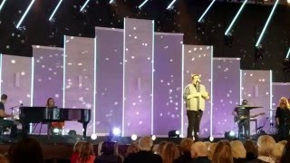 "Jordan Smith Sings ""Stand In the Light"" Live at Saddleback Church April 9, 2016"
