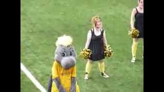 preview picture of video 'The Stonettes - Maidstone United FC'