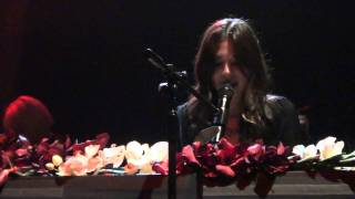 06 Christina Perri - My Eyes - HMV Institute Birmingham 20.01.12 HD