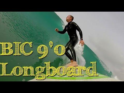 New BIC 9'0″ Longboard Surfing / GoPRO Head Strap