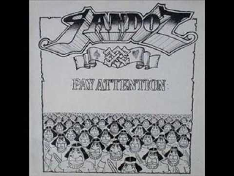 Sandoz - Apple Core Machine (1971) UK Hard Rock, Psych Blues online metal music video by SANDOZ
