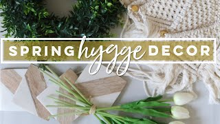 🌿 Shop With Me: Spring 2018 Home Decor Haul 💐 Easy Hygge Tips | Albie Knows 🖤 ✨