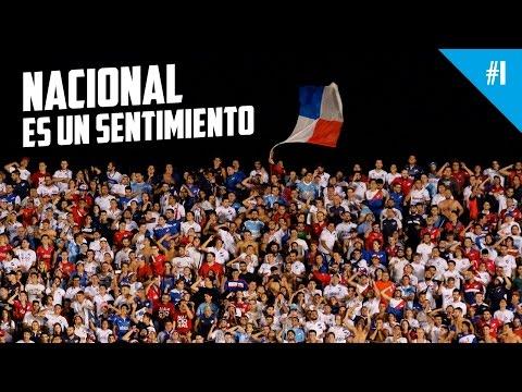 """""""Nacional es un sentimiento   HINCHADA NACIONAL  #6"""" Barra: La Banda del Parque • Club: Nacional"""