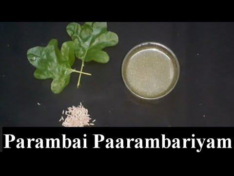 Thoothuvalai Kashayam recipe in tamil || Tamil easy cooking recipe || Parambai Paarambariyam