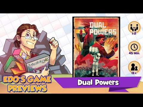 Edo's Dual Powers Review (KS Preview)