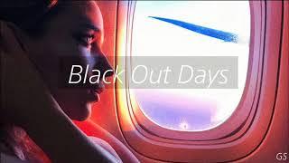 Phantogram - Black Out Days [Future Islands Remix] (Slowed down version)