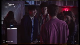 Benjamin : extrait du film et interview de Simon Amstell
