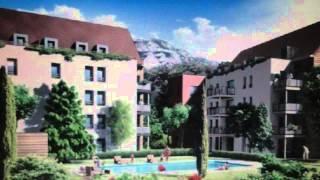 preview picture of video 'Bonneville Appartement Cuisine équipée -  2 pièces T2 F2'