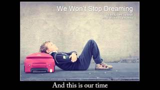Pinkzebra 'We Won't Stop Dreaming (the Song)
