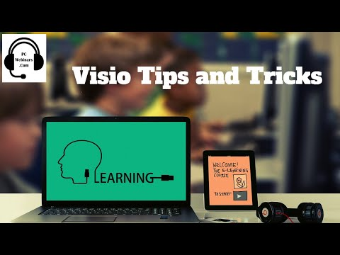 Visio Tips and Tricks - How to use Microsoft Visio to Create ...