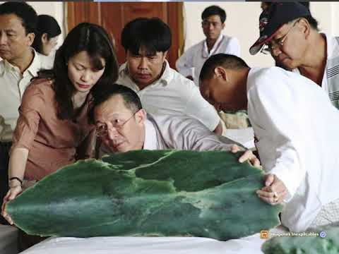 "Download Fiebre Del Nuevo ""Oro"" Jade Birmania O Myanmar HD Mp4 3GP Video and MP3"