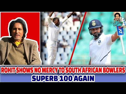 Rohit Shows No Mercy To South African Bowlers | Superb 100 Again