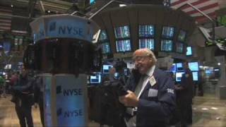 Wall Street trader's NYSE tour