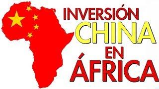 CHINA, EL MEJOR SOCIO de ÁFRICA