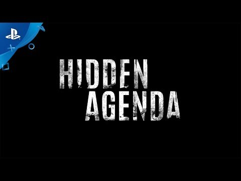 PlayLink - Introducing Hidden Agenda - PS4 Video | E3 2017 thumbnail