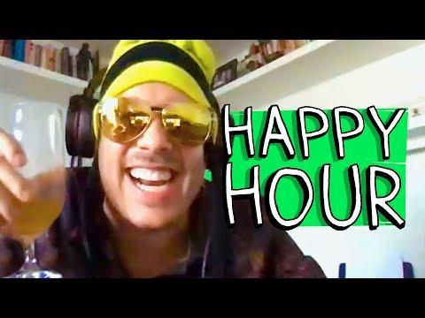 TRABALHANDO EM CASA #5 - HAPPY HOUR