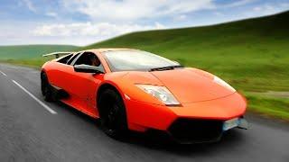 Lamborghini Murciélago LP 670 4 SV Review #TBT - Fifth Gear