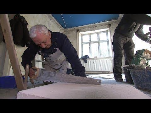 Jørgen er 80 år og arbejder fuldtid som murer