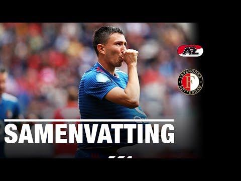 Samenvatting | AZ – Feyenoord 18/19