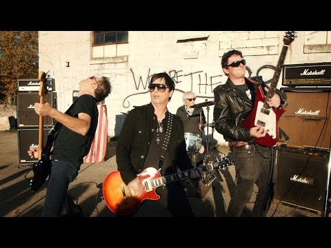 "Machine Guns & Motorcycles - ""We Are The 99"""