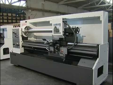 Pinacho Lathes CNC 325X2000