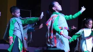 Rang Barse Bada Banka Himachali Song Stage Performance. Folk Dance