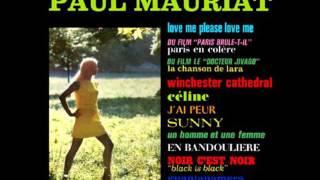 Paris En Colere Paul Mauriat