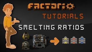 Smelting And Furnace Ratios   Factorio Tutorial