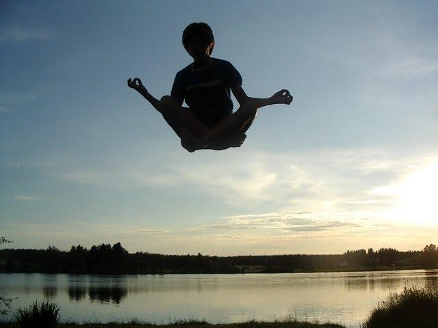 This is real levitation and telekinesis.