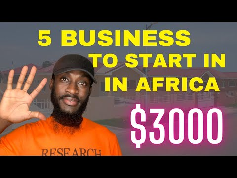 , title : '$3000 Businesses to start in Africa   business opportunities in Africa