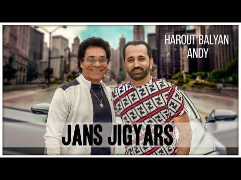Harout Balyan & Andy - Jans jigyars