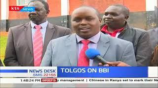 Elgeyo Marakwet Governor Tolgos warns against disrupting BBI Meetings