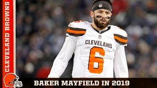 'Baker Mayfield Might Be One of the Best QBs in 2019' Nate Burleson | Cleveland Browns