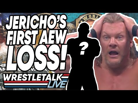 Chris Jericho's FIRST AEW LOSS! AEW Dynamite Nov 13, 2019 Review! | WrestleTalk Live