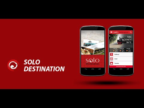 Video of Solo Destination