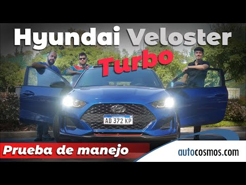 Test Hyundai Veloster Ultimate 1.6T