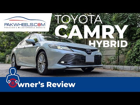 Toyota Camry Hybrid Owner's Review | PakWheels