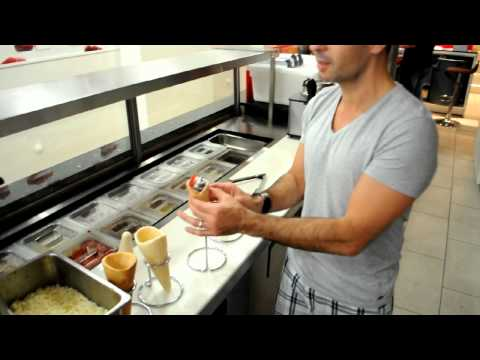 Kono Pizza - Introduction