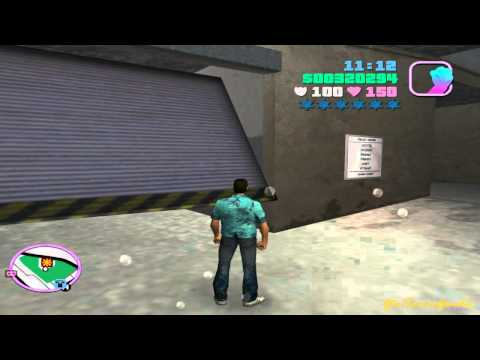 GTA Vice City - Sunshine Autos Import Garage [Grand Theft
